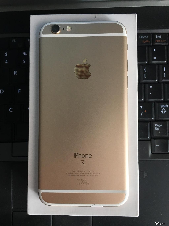 iphone 6s 64GB (Đen/Bạc/Hồng/Vàng) b.hành 12 tháng - 1