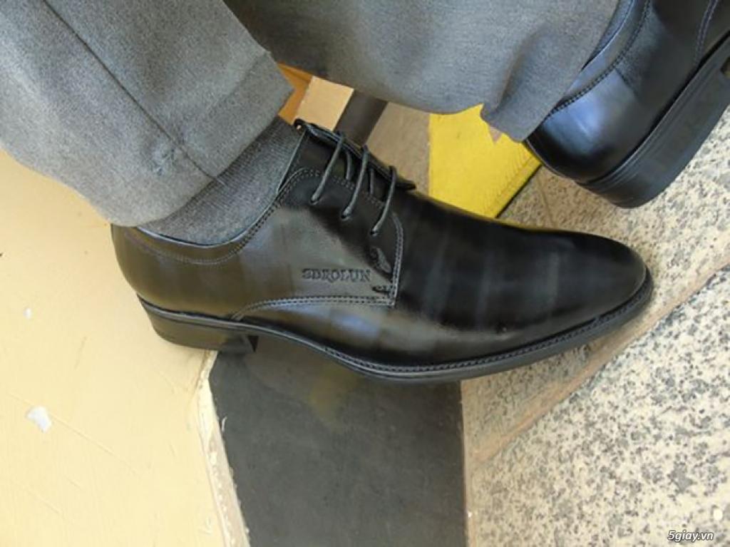 Giày Da Bò Là Gì Và Cách Phân Biệt Giày Da Bò Thật - 6