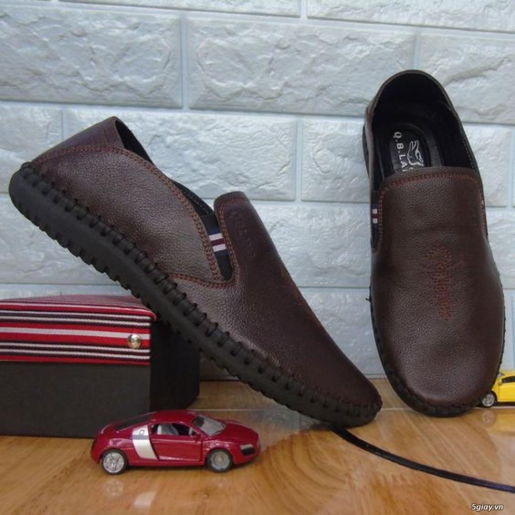 Giày Da Bò Là Gì Và Cách Phân Biệt Giày Da Bò Thật - 3