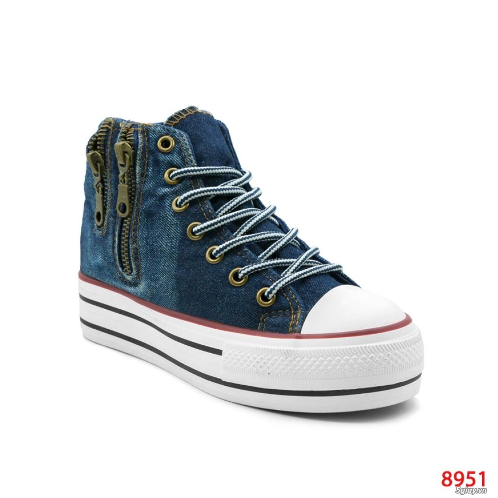 Sắm Sneaker Nữ đẹp rẻ đón Tết. Freeship nội thành. - 2