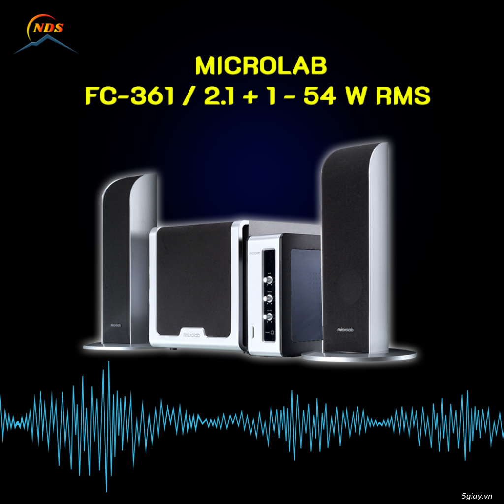 Loa MICROLAB công suất lớn các loại giá cả cạnh tranh - 3