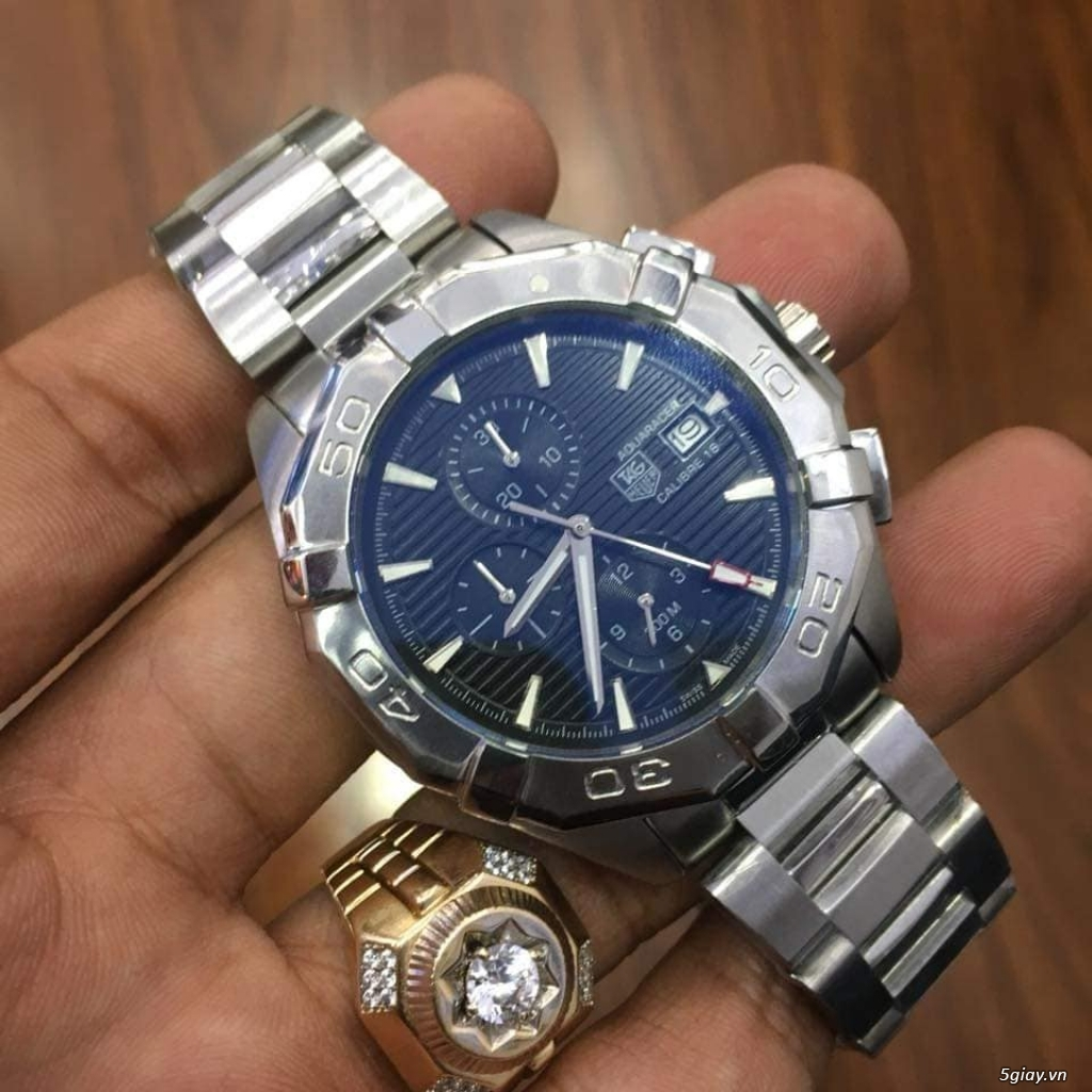 TAG Heuer GRAND CARRERA Calibre ,AQUARACER,LS MONACO NEW ALL - 12