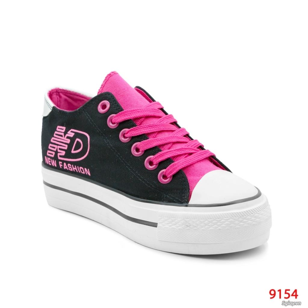 Sắm Sneaker Nữ đẹp rẻ đón Tết. Freeship nội thành. - 4