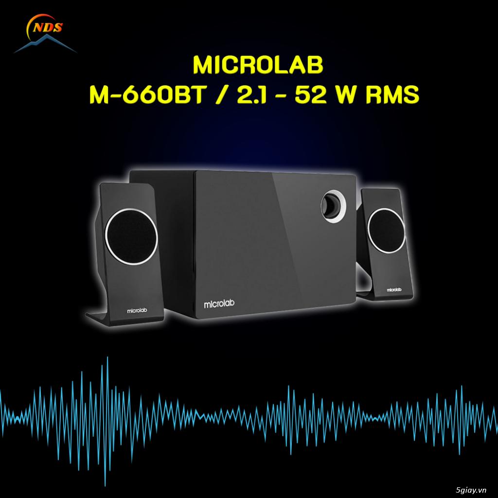 Loa MICROLAB công suất lớn các loại giá cả cạnh tranh - 1
