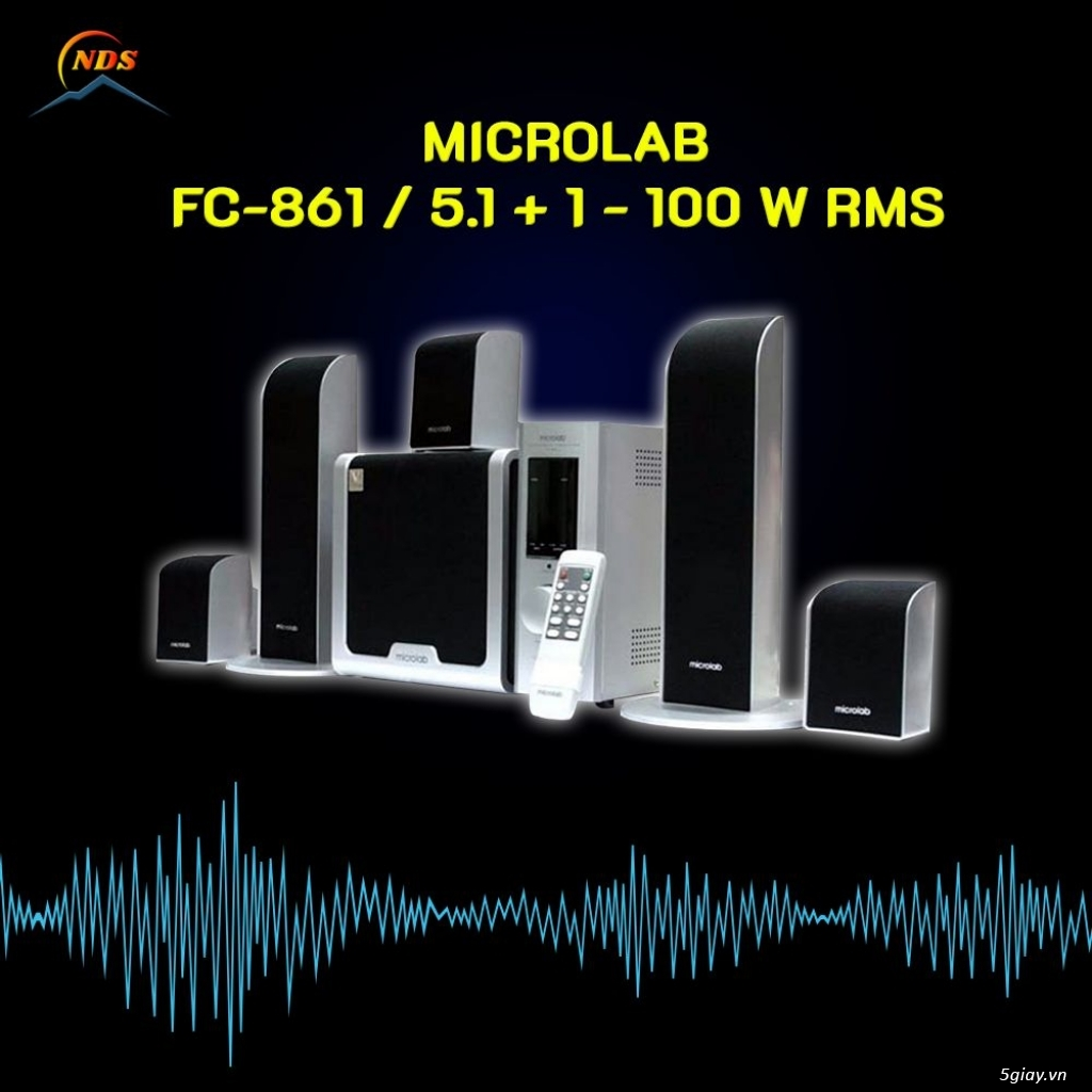 Loa MICROLAB công suất lớn các loại giá cả cạnh tranh - 5