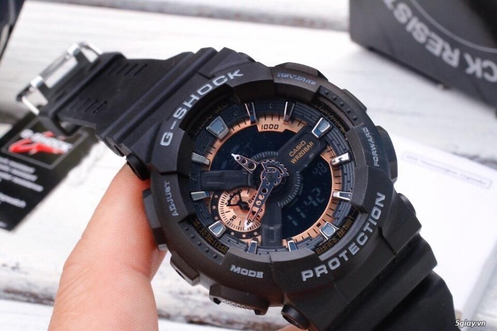 chuyên đồng hồ chính hãng xách tay và đồng hồ super fake replica - 3