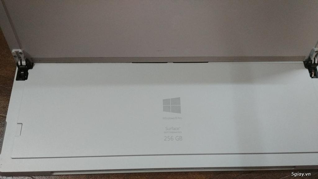 Giảm Giá tất cả  Surface pro 3 I5  I7   128gb 256gb - 3