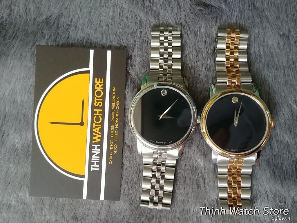 chuyên đồng hồ chính hãng xách tay và đồng hồ super fake replica - 7