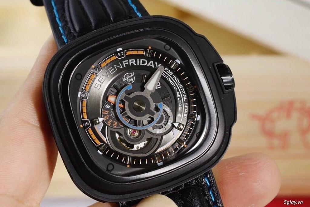 chuyên đồng hồ chính hãng xách tay và đồng hồ super fake replica - 8