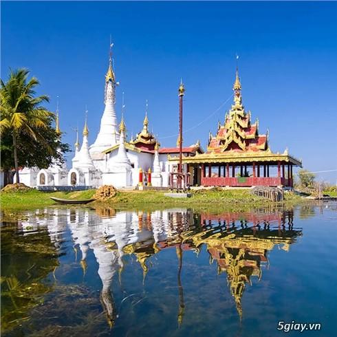 CHƯƠNG TRÌNH DU LỊCH HÀNH HƯƠNG KHÁM PHÁ MYANMAR 4N3Đ  Tết 2019