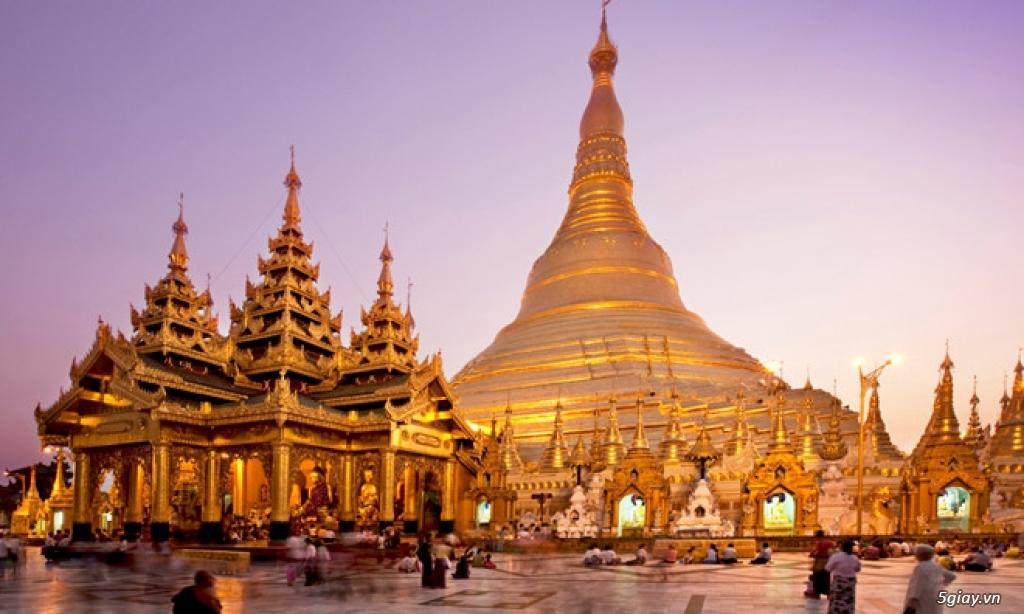 CHƯƠNG TRÌNH DU LỊCH HÀNH HƯƠNG KHÁM PHÁ MYANMAR 4N3Đ  Tết 2019 - 2