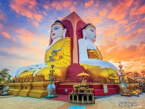 CHƯƠNG TRÌNH DU LỊCH HÀNH HƯƠNG KHÁM PHÁ MYANMAR 4N3Đ  Tết 2019 - 3