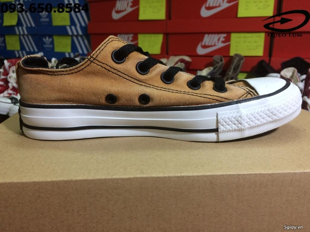 Giày Converse 2hand cổ thấp (35 22cm ) - 2