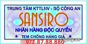 HCM - [70k] Nước hoa mini 8ml SANSIRO Thổ Nhĩ Kỳ. Bán lẻ với giá sỉ!!!