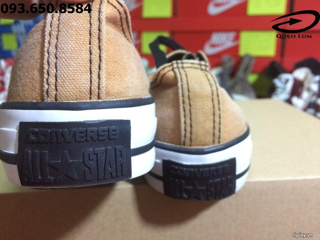 Giày Converse 2hand cổ thấp (35 22cm ) - 4