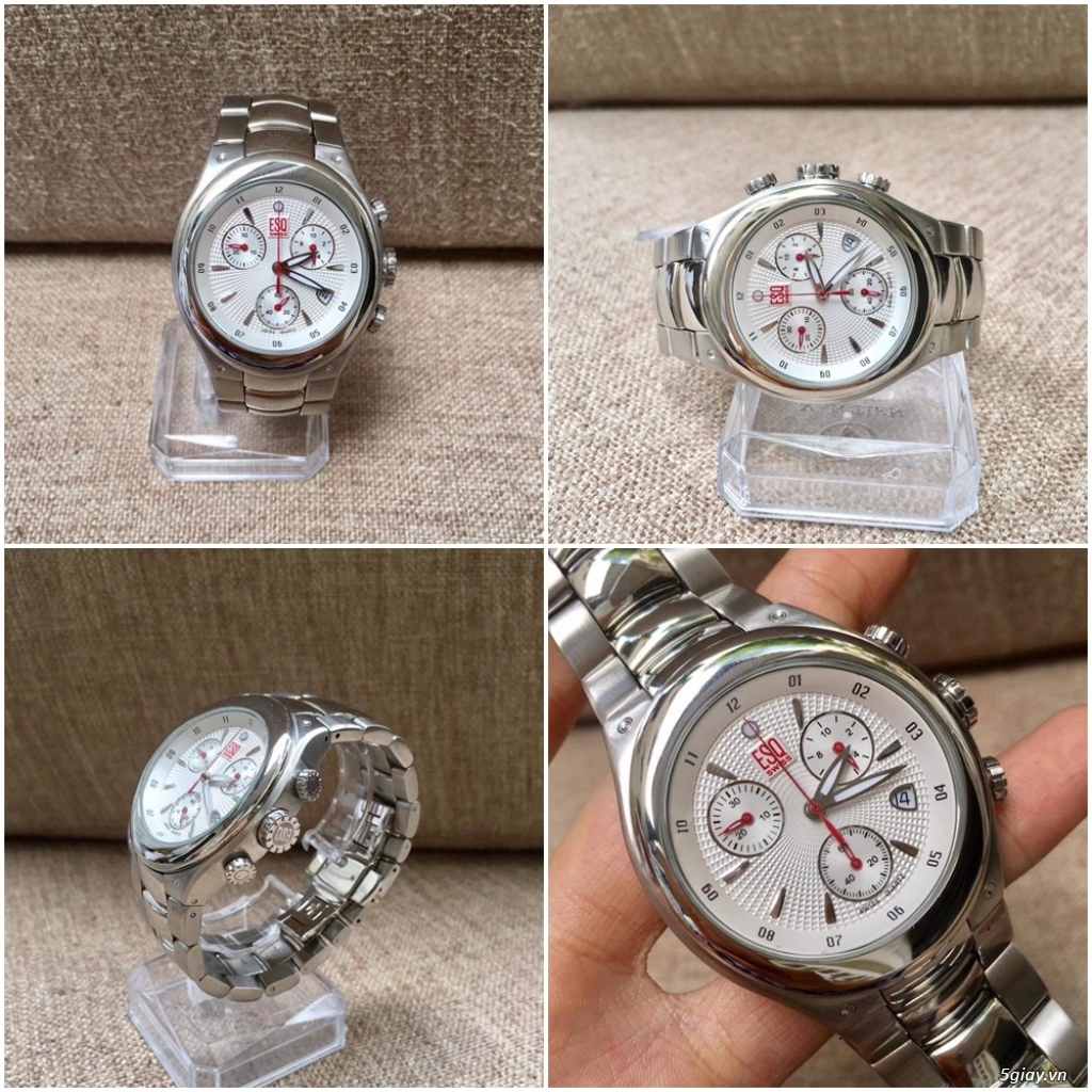 Kho đồng hồ xách tay chính hãng secondhand update liên tục - 21