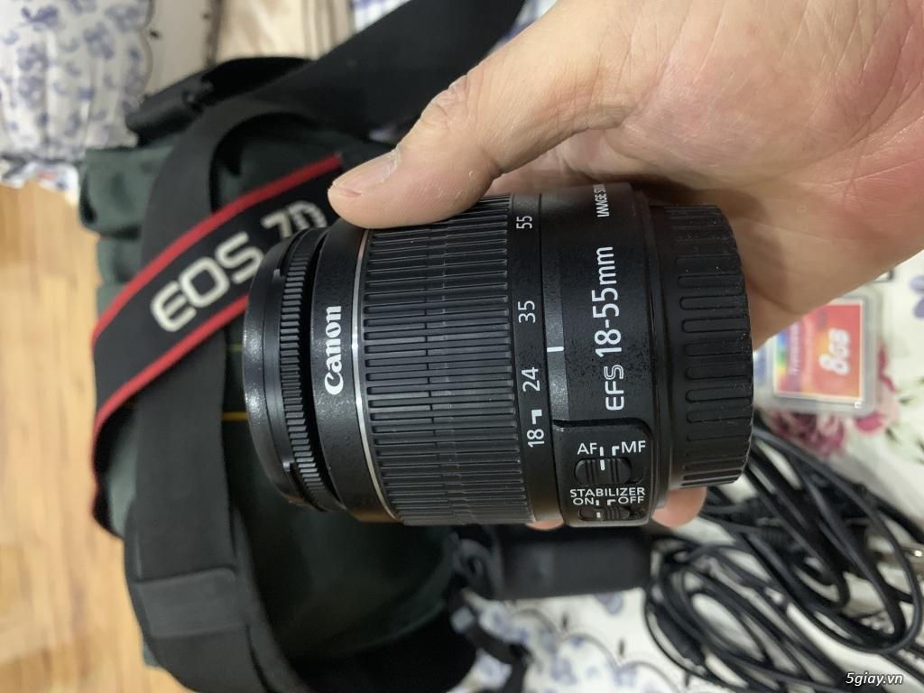 Cần bán Canon 7D ít sử dụng, còn mới - 2