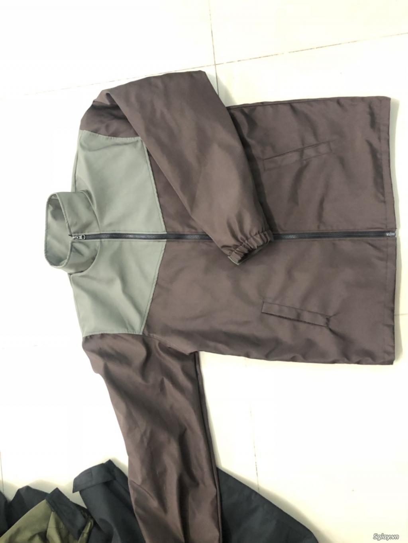 Những mẫu thiết kế áo khoác đồng phục đơn giản hợp cho nam và nữ - 2
