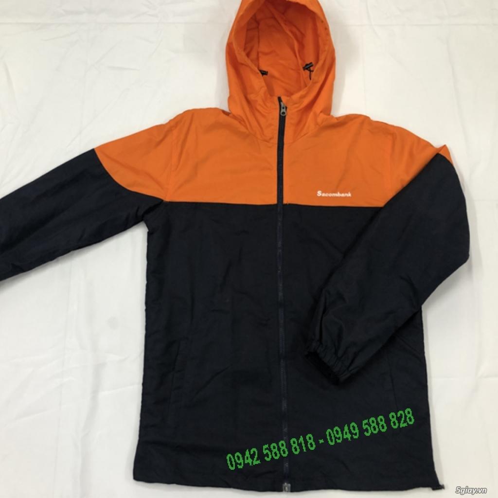 Những mẫu thiết kế áo khoác đồng phục đơn giản hợp cho nam và nữ - 1