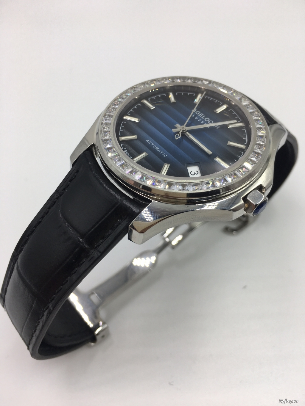 Muốn bán hoặc giao lưu đồng hồ Agelocer automatic - 2