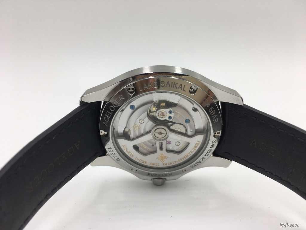 Muốn bán hoặc giao lưu đồng hồ Agelocer automatic
