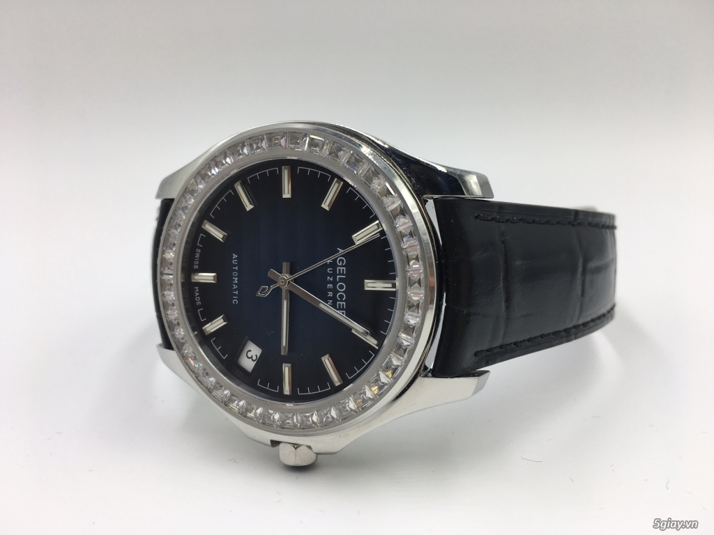 Muốn bán hoặc giao lưu đồng hồ Agelocer automatic - 1