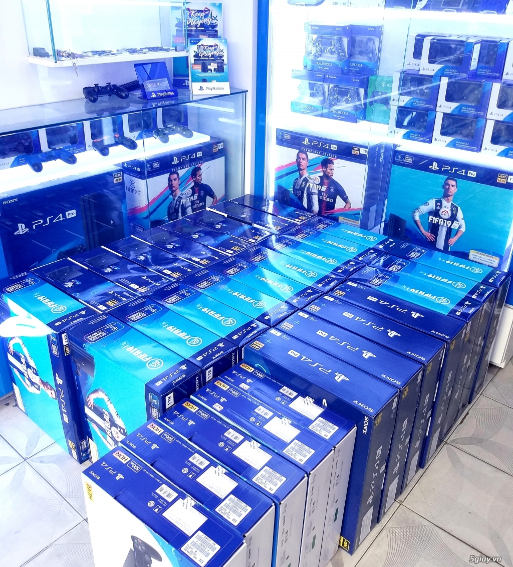 Biên Hòa-Long Game Shop chuyên Game Playstation 3-4-Pro,phụ kiện game! - 1