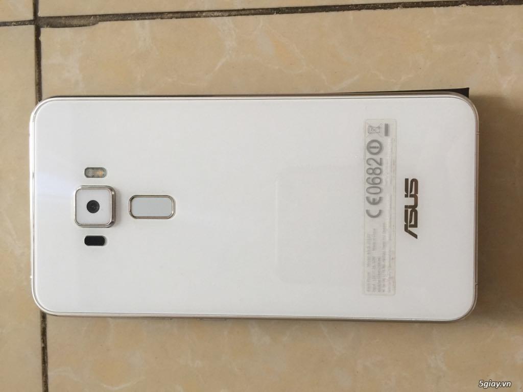 HCM: Bán ASUS zenphone 3 5.5 inch ZE552K Ram 4G/64G ROM
