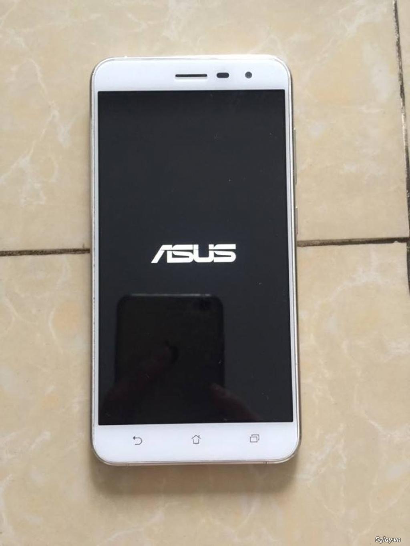 HCM: Bán ASUS zenphone 3 5.5 inch ZE552K Ram 4G/64G ROM - 3