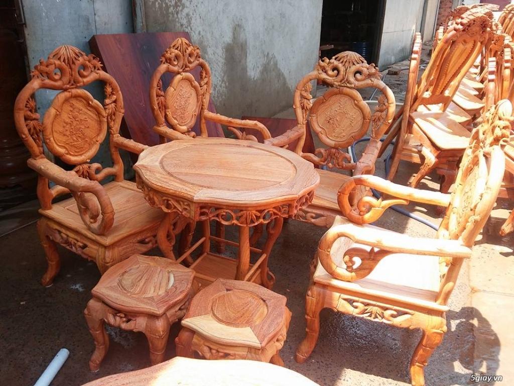 salon phòng khách gỗ quý giá cực rẻ ( xem hàng tại xưởng ) - 38