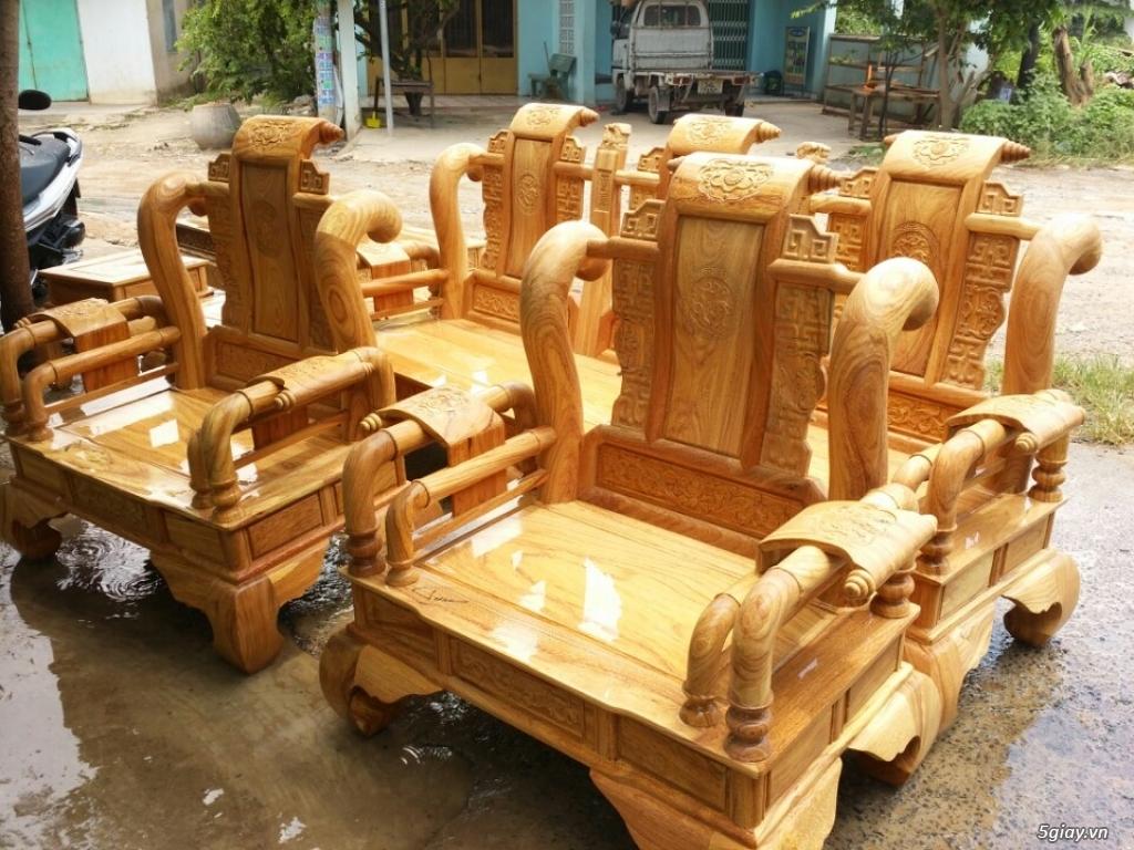 salon phòng khách gỗ quý giá cực rẻ ( xem hàng tại xưởng ) - 30