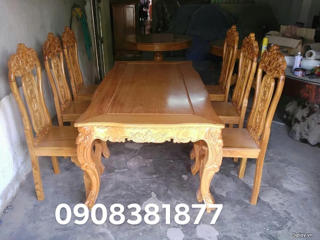 salon phòng khách gỗ quý giá cực rẻ ( xem hàng tại xưởng ) - 14