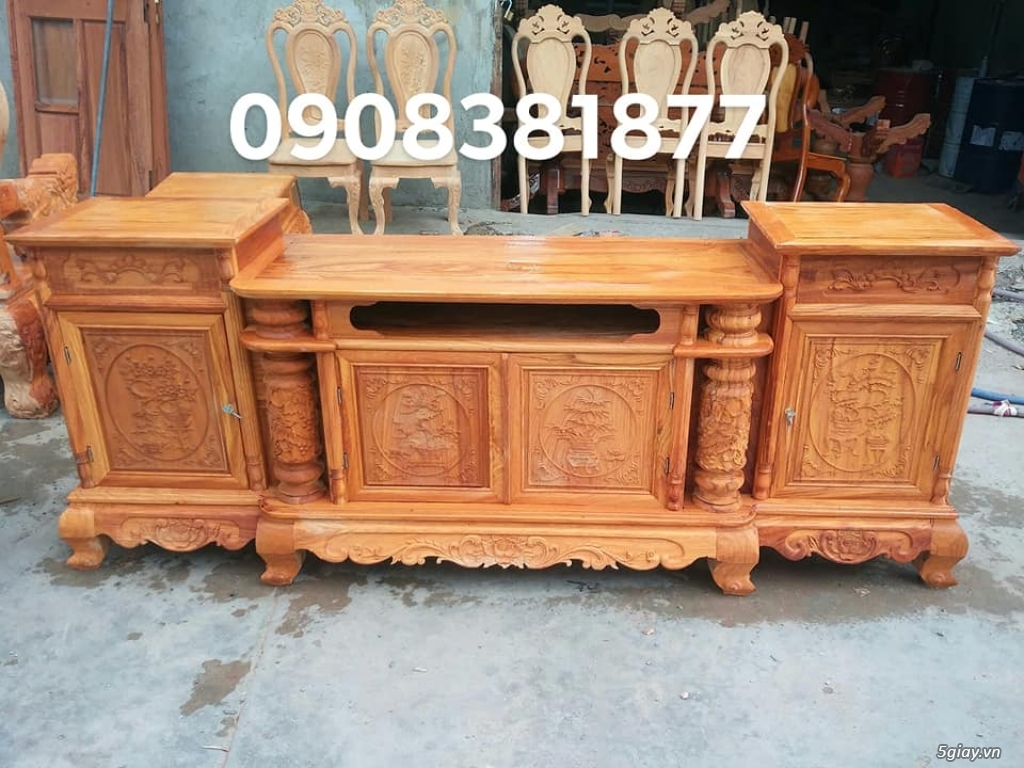 salon phòng khách gỗ quý giá cực rẻ ( xem hàng tại xưởng ) - 47