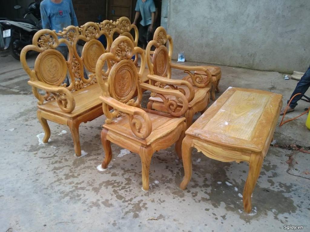 salon phòng khách gỗ quý giá cực rẻ ( xem hàng tại xưởng ) - 39