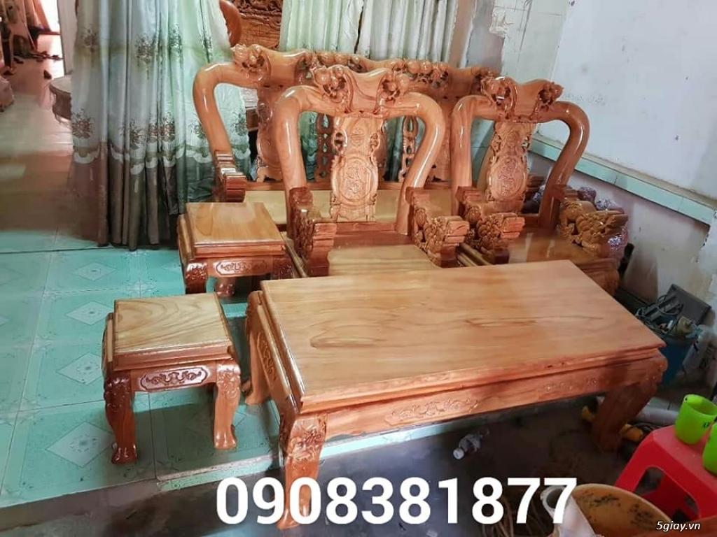 salon phòng khách gỗ quý giá cực rẻ ( xem hàng tại xưởng )