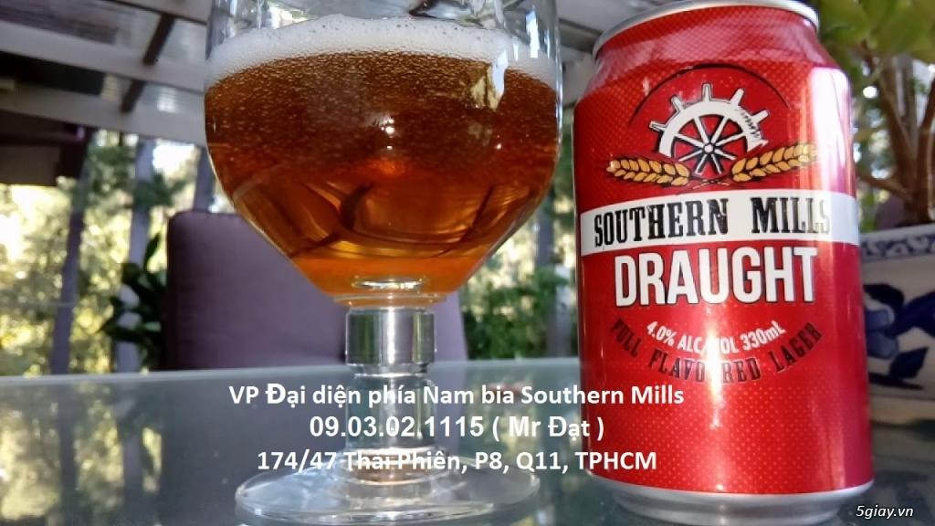 Đẳng cấp bia Úc Sounthern Mills, tổng đại lý cung cấp toàn miền Nam - 3