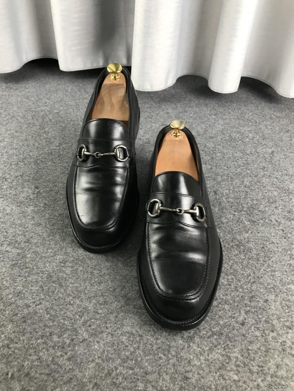 Chuyên giày da nam 2hand chính hãng từ Italy - EU - 1