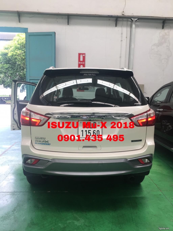ISUZU MU-X nhập khẩu Thái Lan - 2