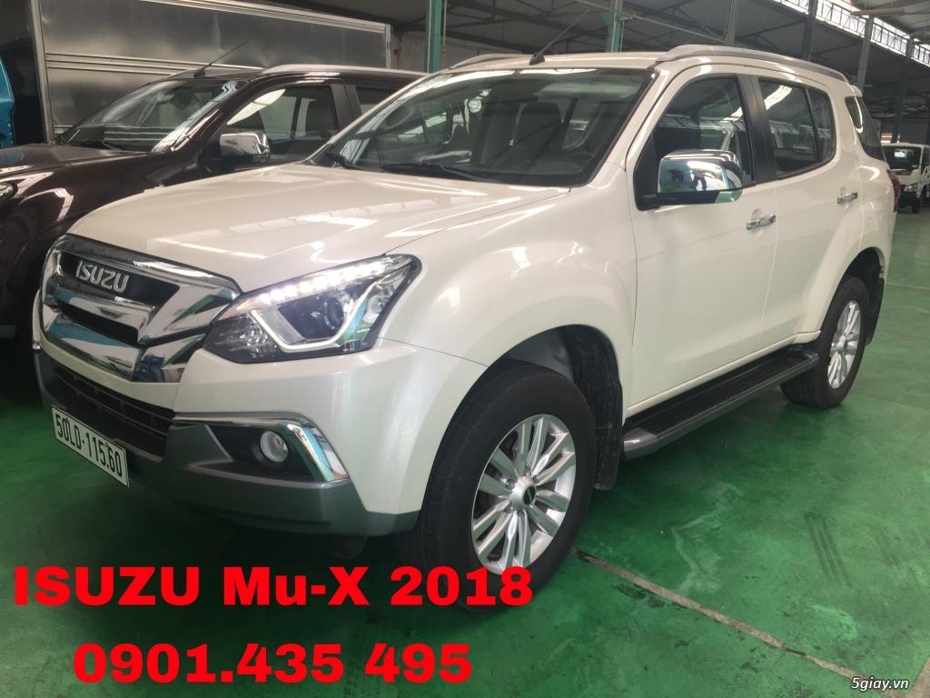ISUZU MU-X nhập khẩu Thái Lan - 1