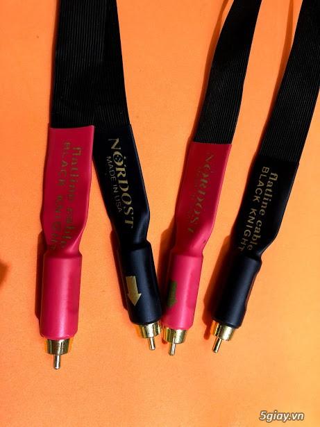 Dây Audio DIY và dây bãi chọn lọc. - 25