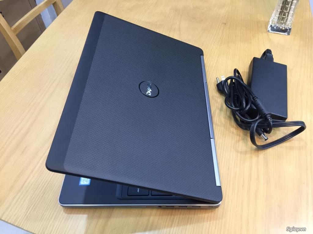 Dell Precision 7520 Core i7 7700HQ siêu đẹp | 5giay