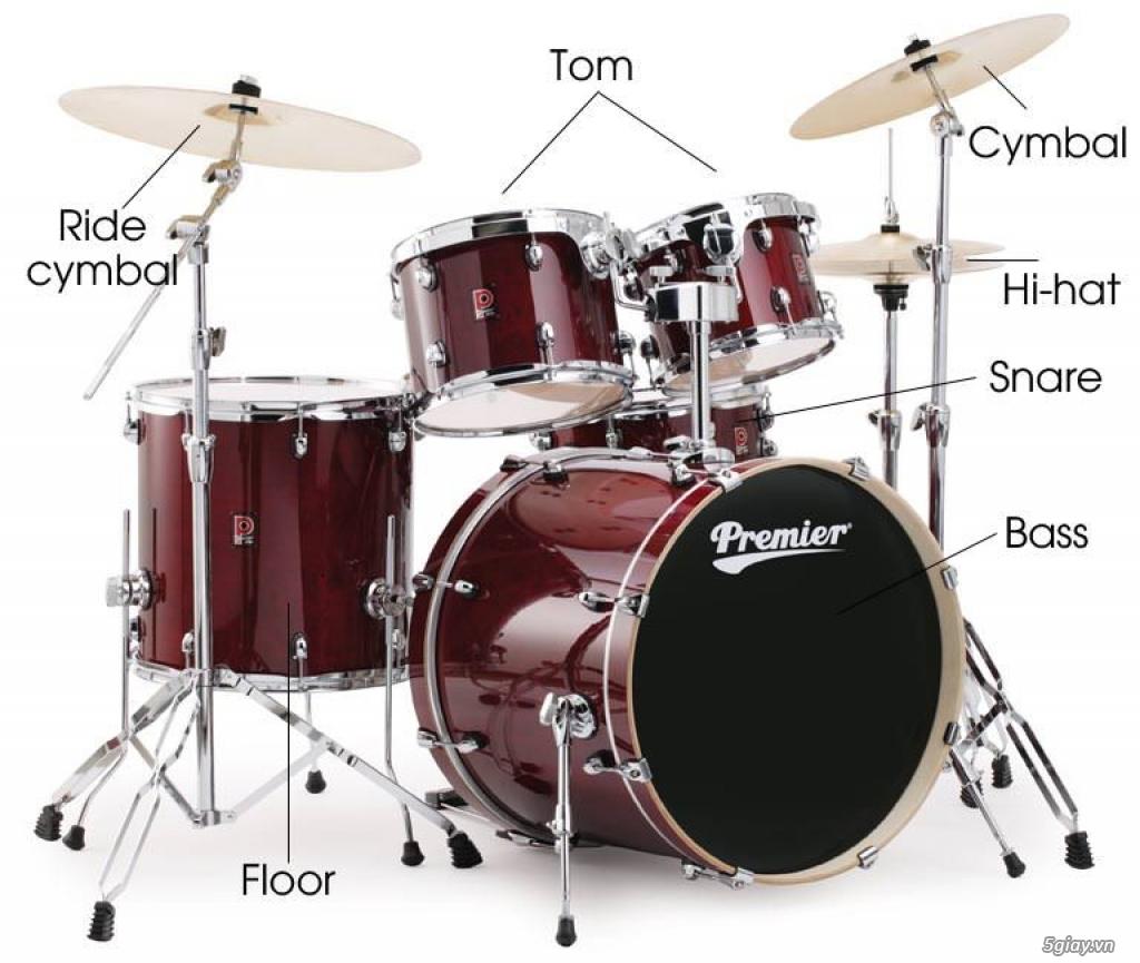 Bán trống jazz drum lazer - trống đánh tay giá rẻ tại hóc môn