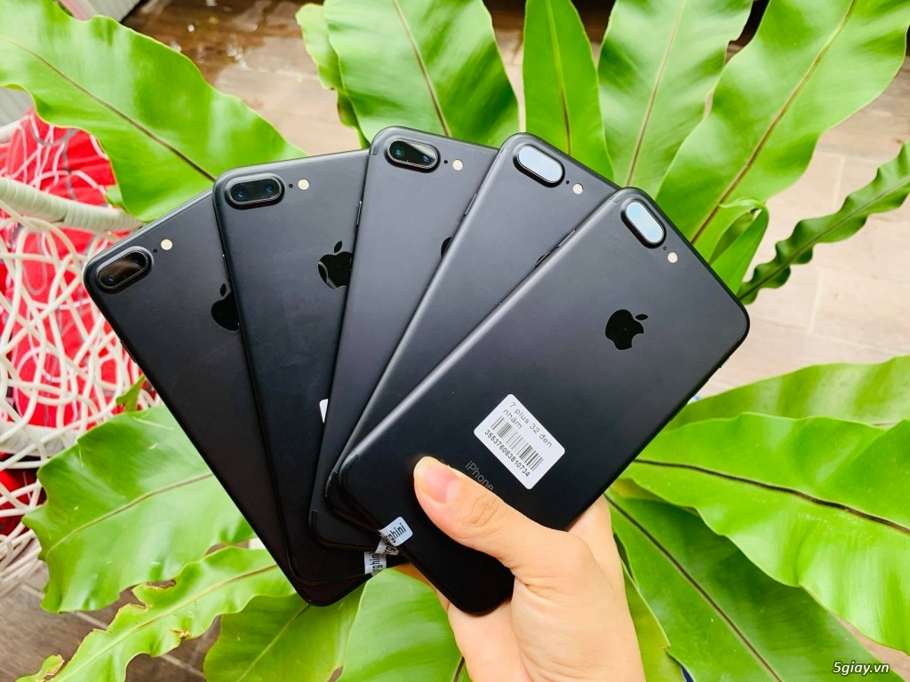 #Iphone7plus32G #iphone7plus128G zin ốc đít từ 98->99% bảo hành 6 thán - 2