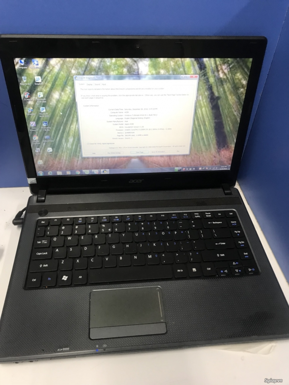 Acer 4349 core i3 chỉ 3 triệu cho sinh viên hoặc nhân viên văn phòng - 2