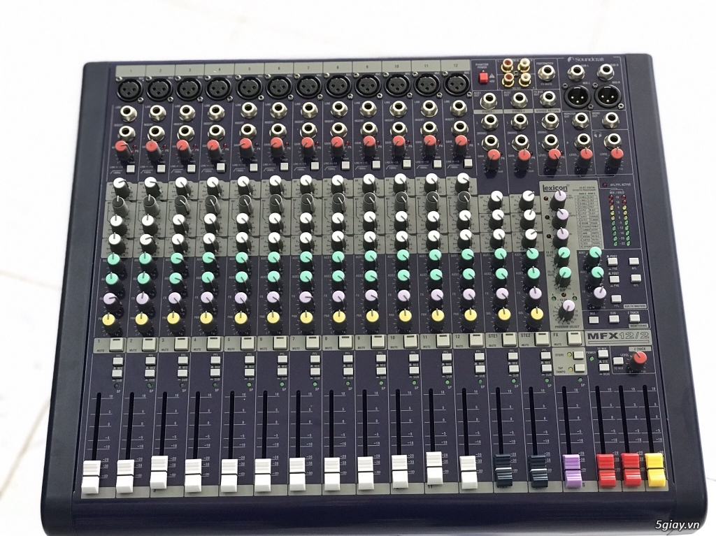 Thiên Phước Lộc Audio : Chuyển sản xuất ampli , loa công suất lớn - 21