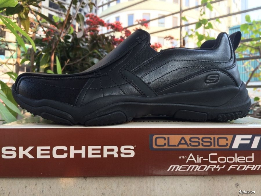 Giày Da Nam Skechers New 100% - 1