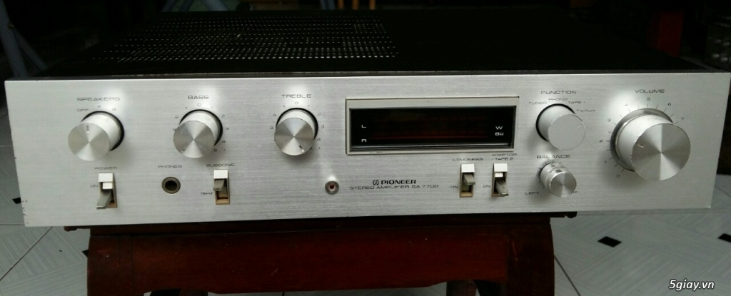 Amply Pioneer 7700