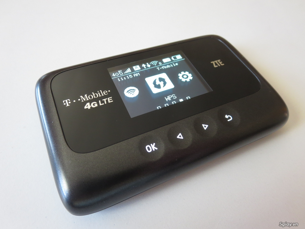Wifi 3G T-Mobile 915 xách tay USA. end 23h00-14/02/2020
