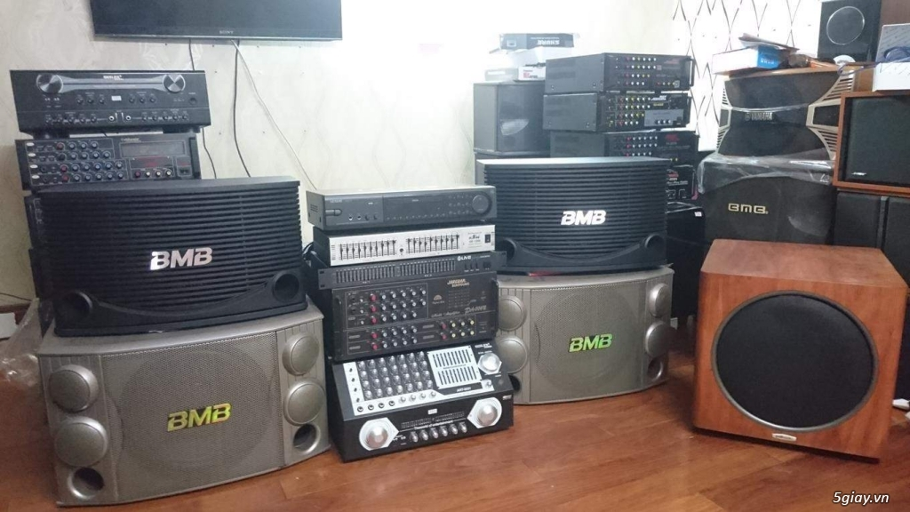 Loa JBL 310 loa karaoke gia đình cùng nhau đón tết