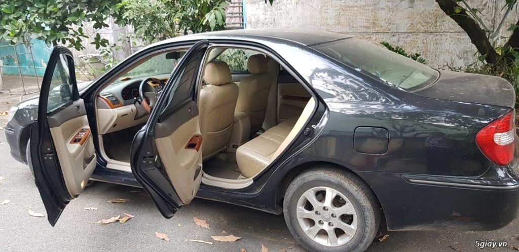Vui Tết Kỷ Hợi cùng Toyota Camry 2.4, xe đẹp còn mới cứng - 4